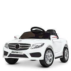 Дитячий електромобіль Mercedes M 2772EBLR-1 Білий