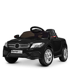 Дитячий електромобіль Mercedes M 2772EBLR-2 Чорний