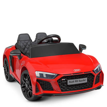 Детский электромобиль Audi M 4527EBLR-3 Красный
