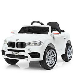 Дитячий електромобіль BMW M 3180EBLR-1 Білий