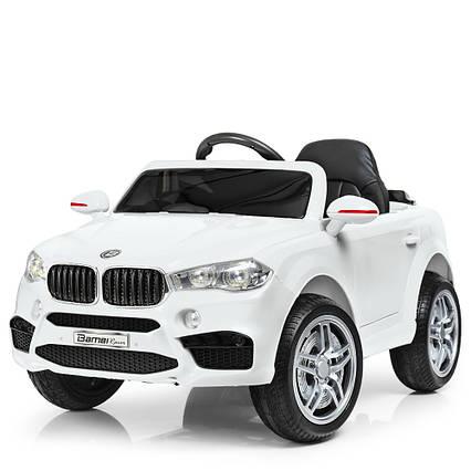 Детский электромобиль BMW M 3180EBLR-1 Белый