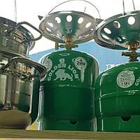 Балон газовий Rudyy Пікнік Vip Rk-2 на 8 л
