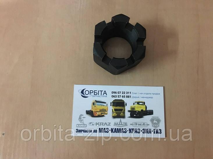 349605-П29 Гайка М33х1,5 пальця реактивного КРАЗ КАМАЗ (RIDER)