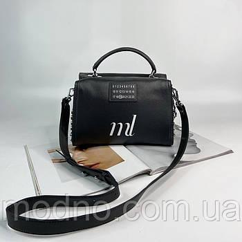 Женская кожаная сумка бочонок на и через плечо Polina & Eiterou