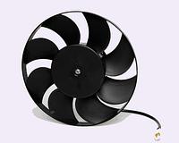 Электровентилятор охлаждения радиатора ВАЗ, НИВА(на подшипнике) <ДК>