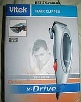 Машинка для стрижки волос Vitek VT-1365 (триммер для волос Витек 1365)