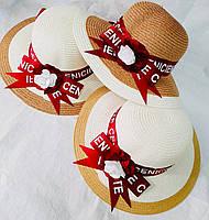 """Шляпа женская (57-59см) """"Pinky"""" LM-655"""