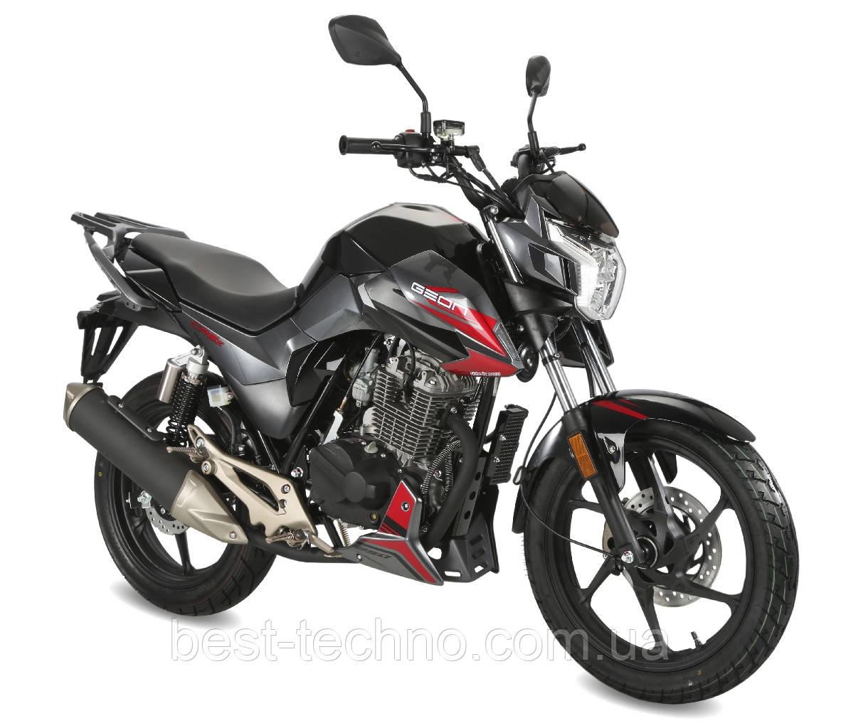Мотоцикл Geon CR6z 250 Стритбайк