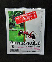 От муравьев Антимуравей от садовых муравьев 20 грамм