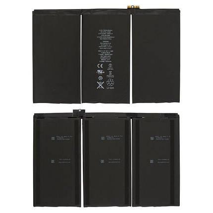 Батарея (Аккумулятор) для iPad 4 A1430 (11560 mAh) Оригинал, фото 2