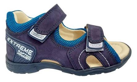 Босоножки Minimen 79xl синий, фото 2