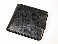 Кошелек мужской кожаный черный карты, монеты Bond Non 547-281 Турция, фото 1