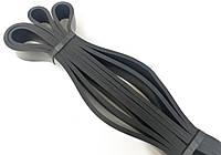 Резиновая петля для йоги и фитнеса 6-31 кг черная