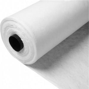 Иглопробивной термоскрепленный геотекстиль плотность 200 г/м.кв цена за м2