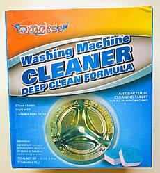 Средство для чистки стиральных машин Washing machine cleaner deep clean formula