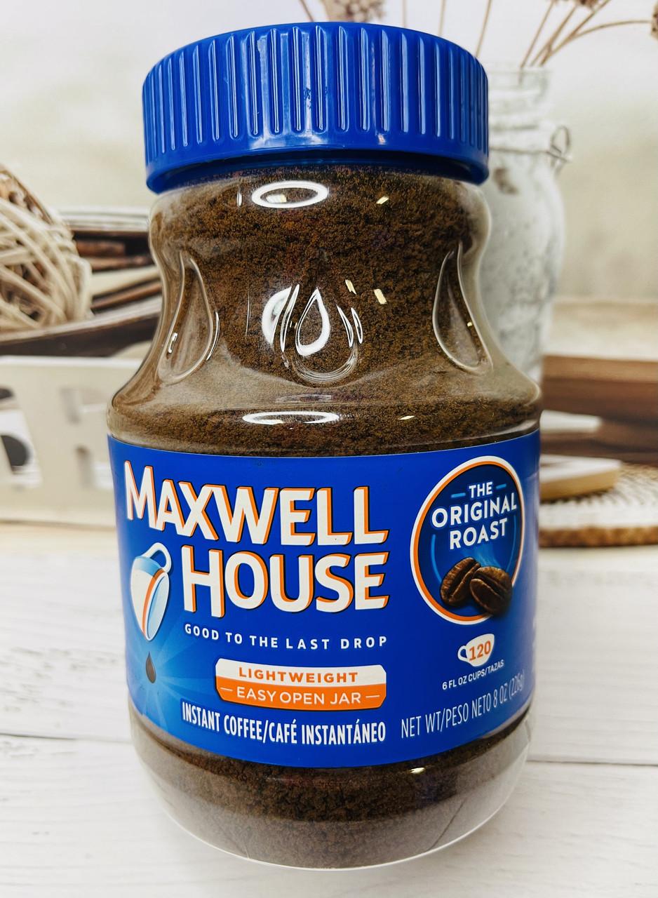 Розчинну кави Maxwell House з США