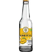 Комбуча (Kombucha) Bio, органический напиток со вкусом манго 400 г, KOALA KOMBUCHA