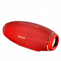 Портативная Bluetooth колонка Hopestar H20, красная, фото 3