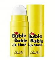 Пузириться маска для губ Rire Bubble Bubble Lip Mask 7 м, фото 1