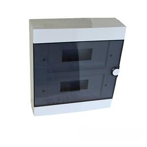 Бокс пластиковый модульный для наружной установки на 24 модулей IP20