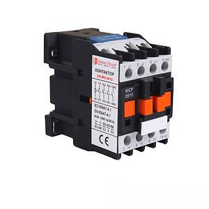 Контактор магнитный 9А 3P 220V 4 нормально открытых контакта