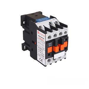 Контактор магнитный 18А 3P 220V 4 нормально открытых контакта