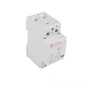 Контактор модульный 40А 230V 2 нормально открытых контакта