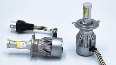 Комплект автомобільних LED ламп MHZ C6 H4 5538, фото 2