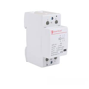 Контактор модульный 63А 230V 2 нормально открытых контакта