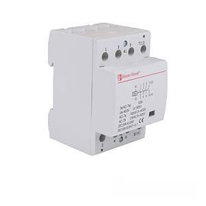 Контактор модульный 63А 230V 4 нормально открытых контакта
