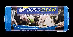 Пакеты для мусора Buroclean 35 л 30 шт синие