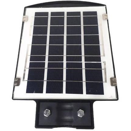 Вуличний ліхтар з пультом UKC 1VPP на стовп, 45W, світлодіодний, з датчиком руху, чорний, фото 2
