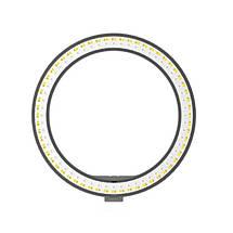 Кільцева лампа для селфи Ring MJ333 LED RGB, USB, 30cm, фото 3