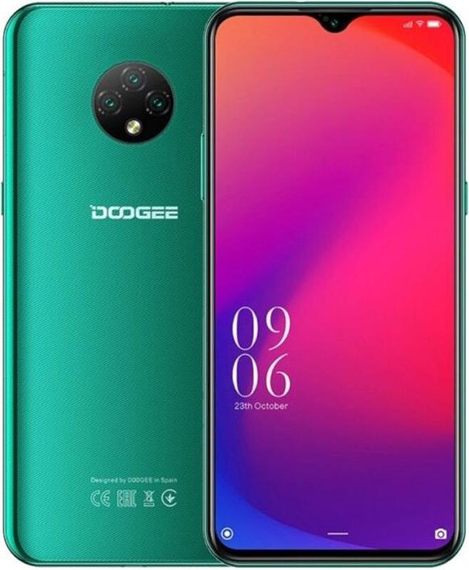 Смартфон Doogee X95 Dual Sim Green