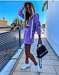 Женский стильный плюшевый костюм-тройка с шортами (Норма), фото 6