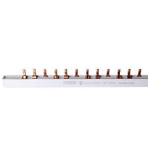 Шина з'єднувальна (гребінка) PIN 3P 100A 1.4*7