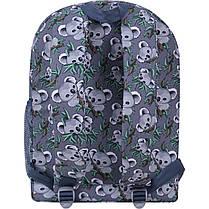 Рюкзак женский городской молодежный модный принт Коалы Bagland 989 (00533664), фото 2