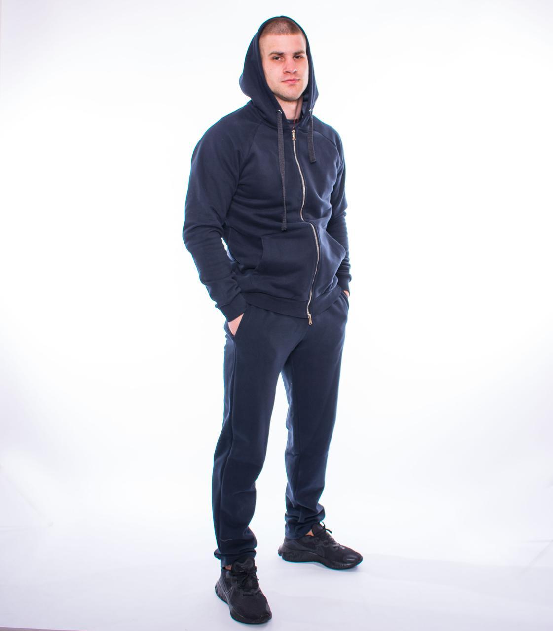 Bono Мужской спортивный костюм темно-синий 950154