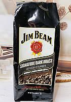 Молотый кофе Jim Beam Dark Roast Signature Темная обжарка