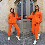 Стильный женский спортивный костюм из двунити в расцветках (Норма и батал), фото 8