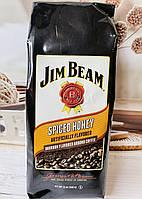 Молотый кофе Jim Beam Ground Coffee Мед со специями