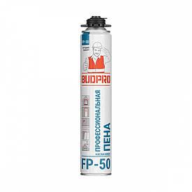 Профессиональная полиуретановая монтажная пена BUDPRO FP-50 (БудПро) 715 мл (Эстония)