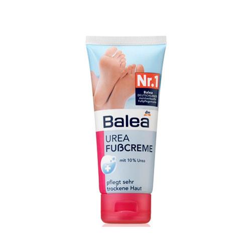 Balea Urea Fußcreme увлажняющий крем для ног 100 ml