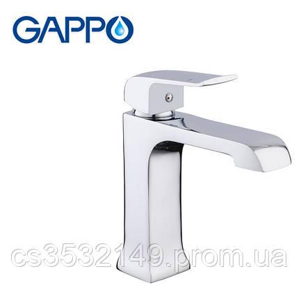 Змішувач для умивальника Gappo AVENTADOR G1050-8, фото 2