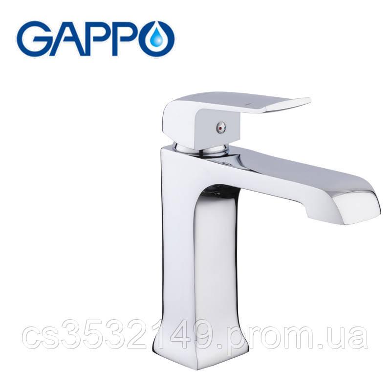 Змішувач для умивальника Gappo AVENTADOR G1050-8