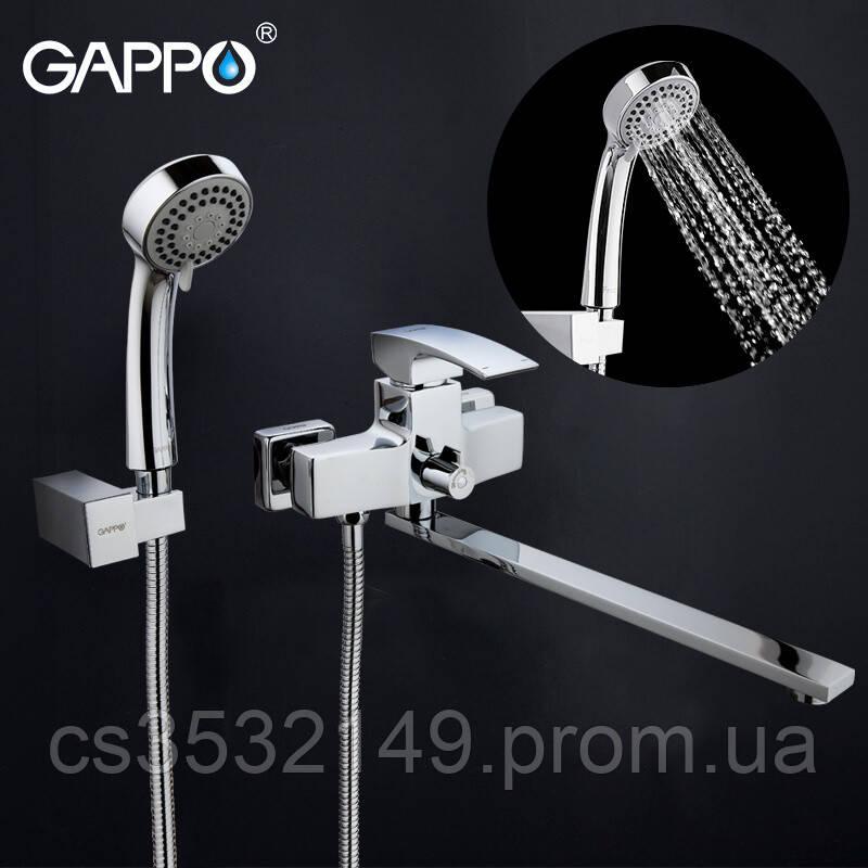 Змішувач для ванни Gappo JACOB G2207