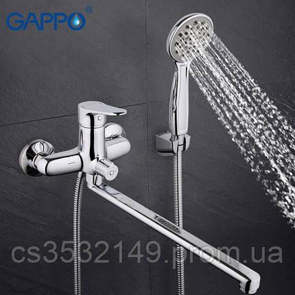 Смеситель для ванны Gappo VANTTO G2236, фото 2