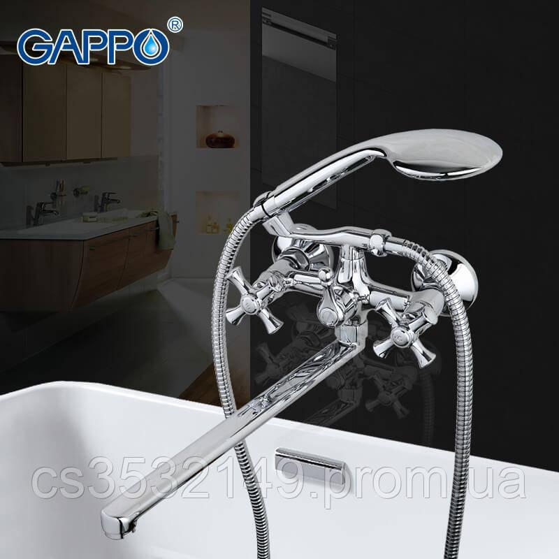Змішувач для ванни Gappo POLLMN G2242