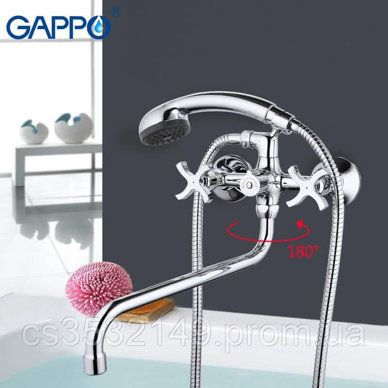 Змішувач для ванни Gappo POLLMN G2243