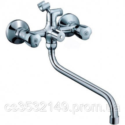 Змішувач для ванни Gappo POLLMN G2244, фото 2